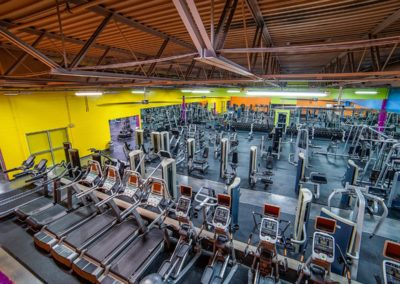 Always a machine, never a wait at Blue Moon Fitness Gym in Lincoln