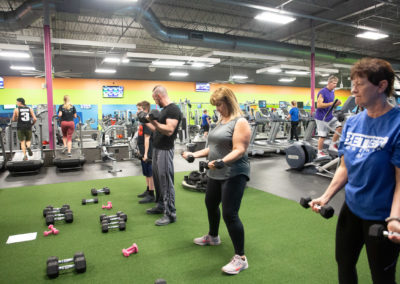 Training for every BODY at Blue Moon Fitness Gym in Central Omaha